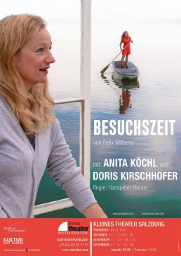 Theaterstück mit Anita Köchl und Doris Kirschhofer