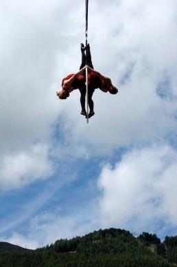 Luftakrobatik, Luftartistik, Ringakrobatik