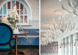 Interior Design, Inneneinrichtung Hotel Schwan Gmunden